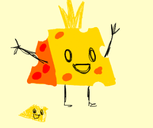 The CheesyCheeseKing of the Kingdom of Cheese