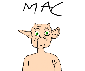 "Mac from ""Mac and Me"""