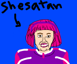 That girl from lazy town