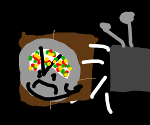 bowl of cereal angrily games