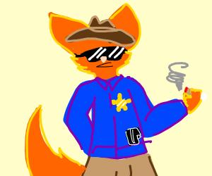 Mr. Sheriff Furry
