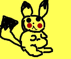 chubby lil pikachu