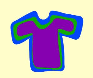 T-shirt within a T-shirt within a T-shirt