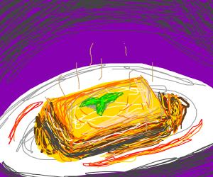Mm lasagne