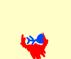 smurf skydiving
