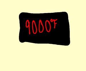 Square Thermometer
