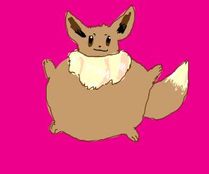 Fat Eevee