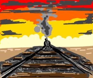 """""""i like trains"""""""