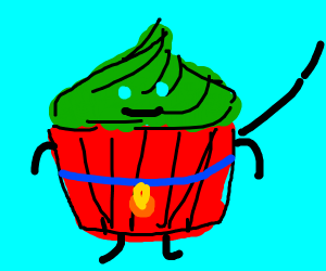 Pet Cupcake