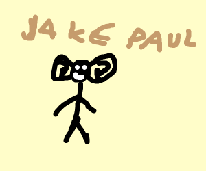 Jake Paul Has Large Ears
