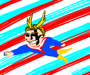 Kawaii All Might