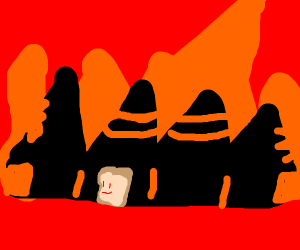 Burn The Forest with Bread