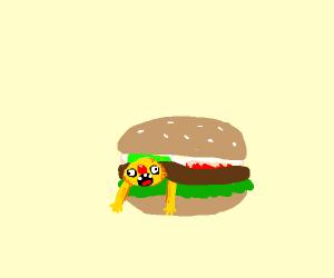 Yellmo burger