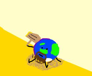 Homeless Earth