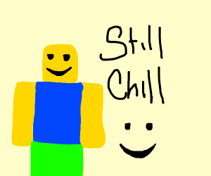 Roblox Chill Face Drawception Resistance Drawception