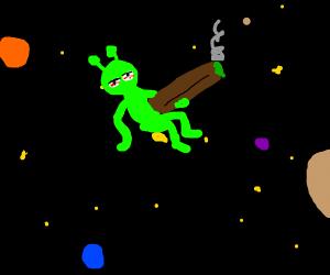 Space Blunt