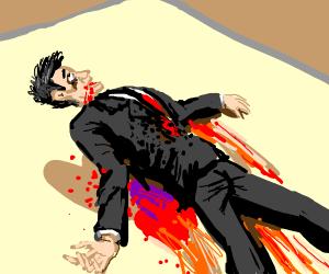 dead employee