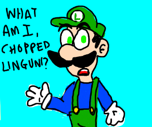 Mario, but thin