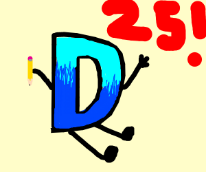 Drawception has lasted for 25 years.