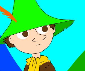 Snufkin (Moomin)