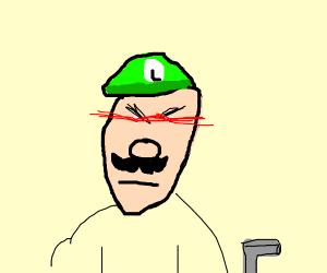 Pull the trigger, Luigi...