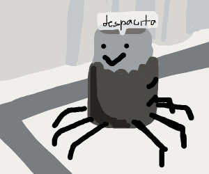 despacito spider (roblox meme)