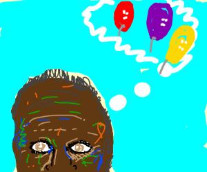 Thinkin bout balloons