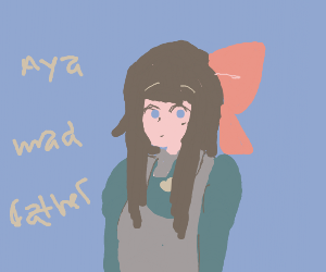 Aya from Mad Father