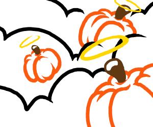 the heaven of pumpkins
