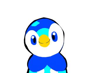 Super cute Piplup