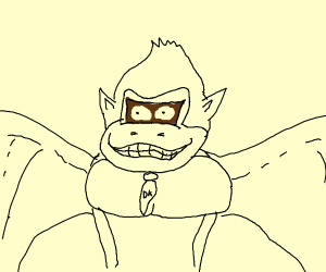 Donkey Kongbat