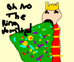 King Vomit