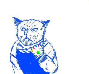 Thanos Cat