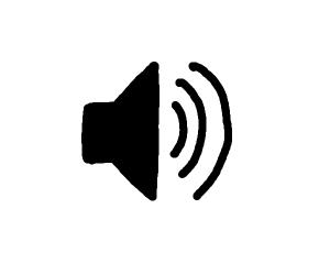 audio symbol