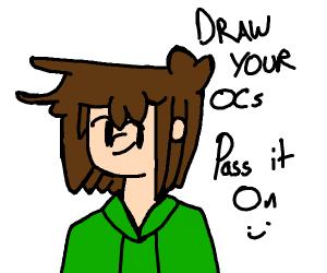 Draw you OCs (PIO)