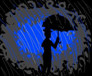 Gentleman in a Storm