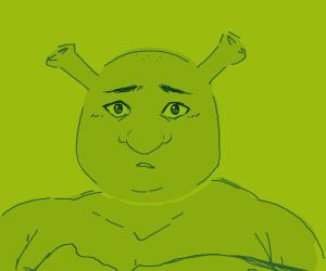 shrek is naked