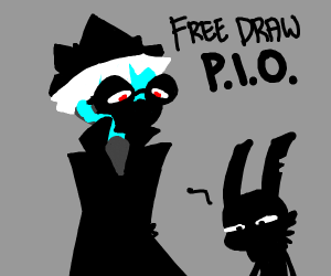free drawing pio