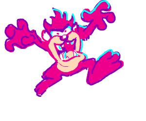Tasmanian Devil from Looney Tunes