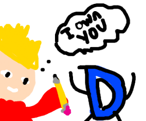 Jaza owns drawception.. >:(