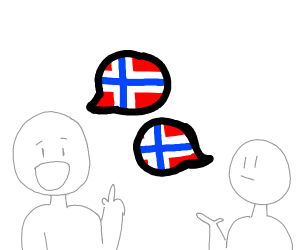 people talking about norway
