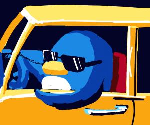 Uber Penguin