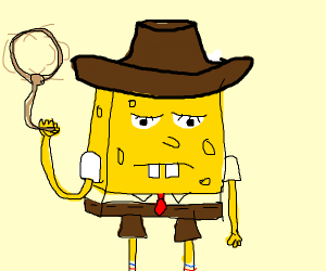 Old Town Road but Spongebob