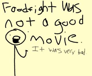 Food fight?