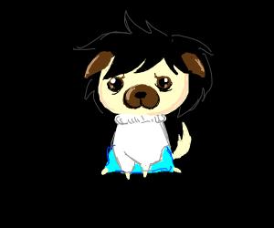 tiny dog detective