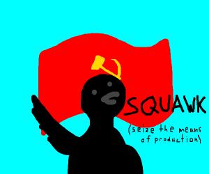 Communist Raven