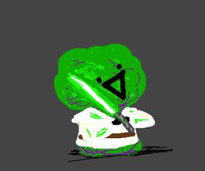 Jedi Brocoli