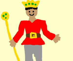 Some rich kingly boi