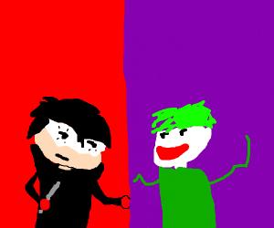 Joker (persona5) vs Joker (batman) DeathMatch