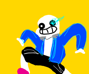 sans at full power